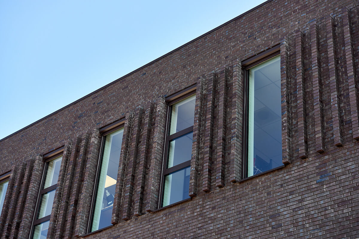 Kozijnen Esdal college Emmen boven